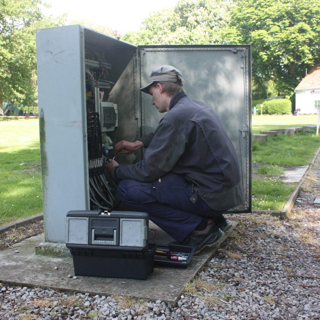 Réparation sur le système de signalisation