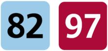 trams 82 97